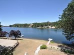 Pine Mountain Lake Lakefront Sierra Lakeshore Escape Unit 4 Lot 109. All images are copyrighted and the sole property...