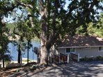 Front. Pine Mountain Lake Lakefront Sierra Lakeshore Escape Unit 4 Lot 109. All images are copyrighted and the sole...