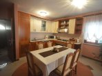 A2(8): kitchen and dining room