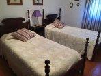 Habitación 3 (dos camas)