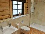 Large bath room