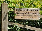 Welcome to Tucking Mill, our award-winning self-catering business.