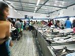 Fishing market in Quarteira