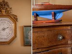 Parisian antiques and furnishings