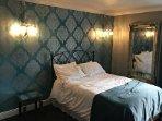 Mackworth House Farm B&B - Topaz Room