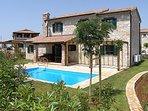 4 bedroom Villa in Baratto, Istarska Županija, Croatia : ref 5052704
