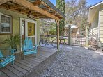 With accommodations for 4, this property is perfect for friends traveling together.