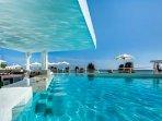 The Beautiful pool areas!!