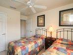 Twin Bedroom Comfortable
