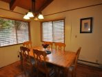 Unit 5 Lot 133, dog friendly Pine Mountain Lake vacation rental Cloon Brook
