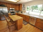 Golf course view from the kitchen window, hardwood floors, small pet friendly, Unit 1 Lot 89 Pine Mountain Lake Golf...