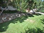 Front yard, Unit 1 Lot 89 Pine Mountain Lake Golf Course View Vacation Rental Creme de la Creme %352
