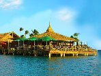 Pelican Pier Restaurant & Bar... You can't beat the view! & a prime spot to see a spectacular sunset