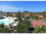 Fantastic view of Playa del Ingés and Maspalomas