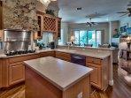 Snobeach - Second Floor Kitchen