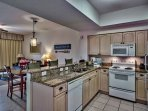 Majestic Sun 1004B - Kitchen With Granite Counter Tops