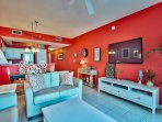 Majestic Sun 203B - Combined Living and Dining