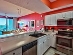 Majestic Sun 203B - Kitchen Featuring Stainless Steel Appliances
