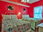 Majestic Sun 203B - Guest Bedroom with Two Full Beds