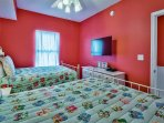 Majestic Sun 203B - Guest Bedroom Wit Two Full Beds