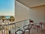 Majestic Sun 203B - Private Gulf View Balcony