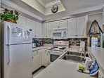 Majestic Sun 706A - Fully Equipped Kitchen