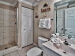 Majestic Sun 706A - Hall Guest Bath with Laundry Closet