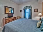Majestic Sun 508A - Master King Suite