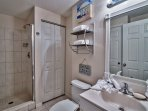 Majestic Sun 508A - Guest Hall Bath and Laundry Closet
