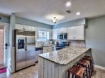 Summer Lake 35 - Kitchen With Stainless Steel Appliances