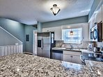 Summer Lake 35 - Kitchen Featuring Granite Counter Tops