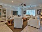 Silver Blessings - Living Room