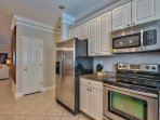 Silver Blessings - Kitchen Featuring Stainless Steel Appliances