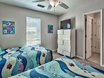 Silver Blessings - Guest Bedroom