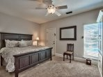 Silver Blessings - King Guest Bedroom