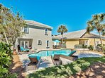 Silver Blessings - Private Pool and Patio