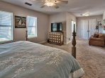 Silver Blessings - Secon Floor Master Suite