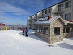 Mountain Lodge Ski in / Ski out