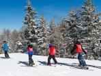 Ski and Snowsboard School