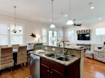 Dining and Kitchen Combo