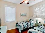 Bedroom 4 | Twin Beds