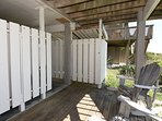 Wright By The Sea Outdoor shower