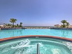 Nestled in the Beach Club Villas of Pointe West Resort, this cottage offers access to a plethora of resort-style...