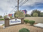 Enjoy Vegas from a comfortable home-away-from-home!