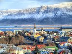 Downtown Reykjavik - Great city for every season