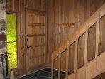 Furniture, Banister, Handrail, Dog House, Pantry