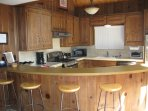 Indoors, Kitchen, Room, Furniture, Sink