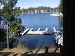 Dock, Landing, Pier, Lake, Outdoors