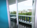 Pattaya Beach 300 meter from apartment