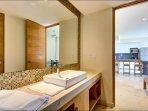 307N - Two full bathrooms